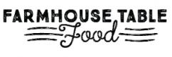 Farmhouse Table Food